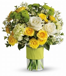 Your Sweet Smile by Teleflora from Schultz Florists, flower delivery in Chicago
